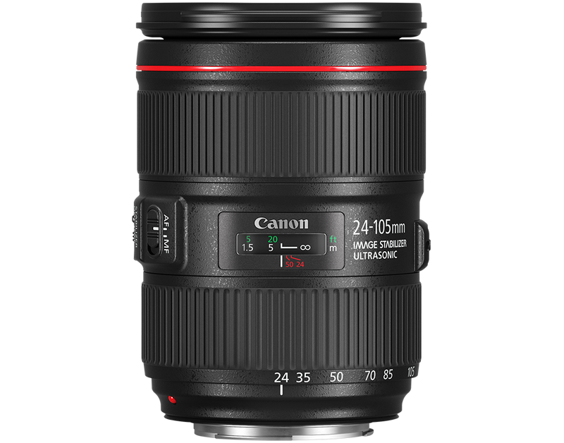 Canon EF 24 - 105 mm 4.0 L IS